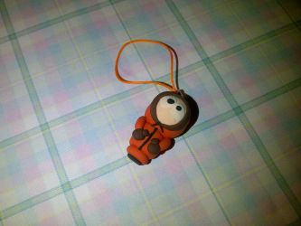South Park Kenny Charm - For Sale or Trades by ChloeyLovesLlamas