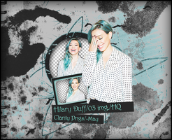 Pack Png 158: Hilary Duff. by MyBiebebsPhotopacks