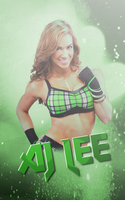 AJ Lee by DashingOne