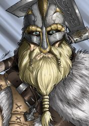 For Honor Viking by Ronniesolano