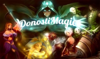 Donosti Magic ~ commission ~ by wind-hime-kaze