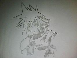 CLOUD STRIFE by iheartff7