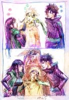 Naruto 615 - LOVE IS... by jesterry