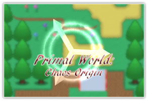 Primal World: Chaos Origin by Rayquaza-dot