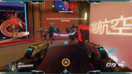 Overwatch Stream Overlay Free by SnOwInWiNtEr