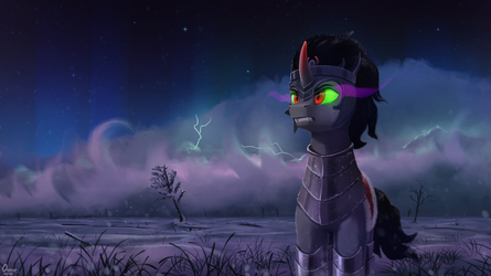 King Sombra by quvr