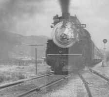 Southern Pacific 4-8-2 by PRR8157