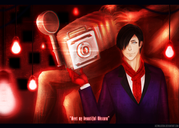 Stefano Valentini And Obscura by acewalker04