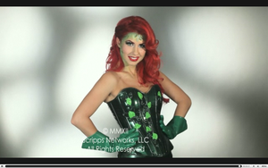 Poison Ivy for HGTV by TheRealLittleMermaid