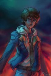 GundamUC - banagher links by pinali