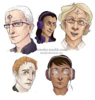 More Cecils by Nimsley