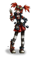 Gaige by Lady-of-Link