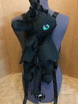 Toothless Backpack by AniPirates