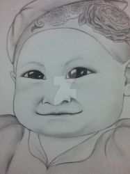 Cute Baby by Cialing