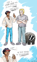 Steve Just Doesn't Understand Fashion by ErinPtah