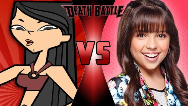 Heather vs. Babe Carano by OmnicidalClown1992