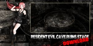 Resident Evil Cave Stage [Download] by DimentionalAlice