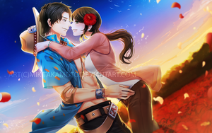 CM: Rosemary and Ace by MikiTakamoto