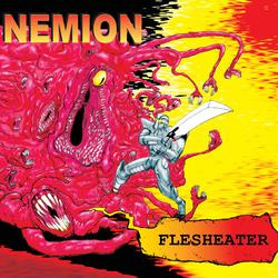 Nemion Flesheater Album Cover Art by JennerCarnelian