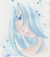 The Beauty of Blue by raenri