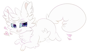 Cloudtail by Bluefire-kitteh