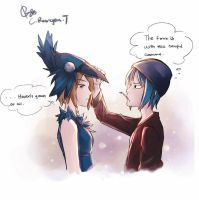 BTS Chloe and Chloe Price by CRangeaT