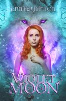 BOOK COVER -  Violet Moon by MirellaSantana