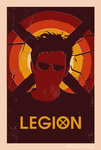 Legion Poster by UrLogicFails