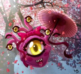 In the Kawaii of the Beholder by pokketmowse