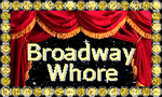Broadway Whore Stamp by musicals