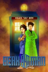 Beakman is a Time Lord by thecarlosmal