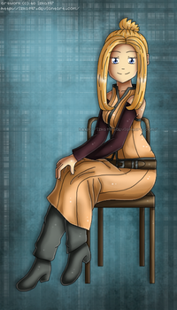 [Commission] Quistis by izka197