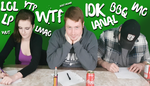 Online Slang Challenge! by TheWhateverMen