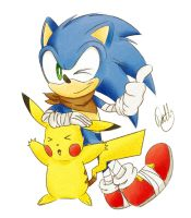 Sonic Boom or Pokemon ORAS? by PokeSonFanGirl