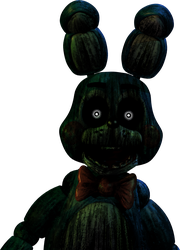 FNAF - Phantom Toy Bonnie(v2)+ Video by Christian2099