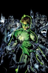 Blackest Night No.2 Cover by sinccolor
