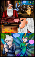 Rise of the Guardians :: All Hallows Eve PG5 by MagickDream