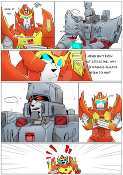 His Smile by Blitzy-Blitzwing
