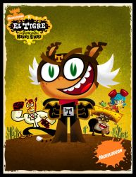 El Tigre first image ever by mexopolis