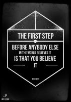 The First Step by Espador