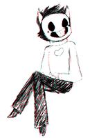 Zacharie by BlazeFeatherOC