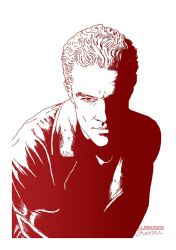 Spike (of Buffy fame) by Asaph