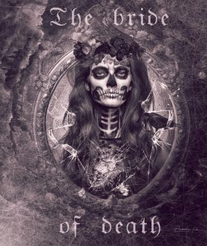 the bride of death by cespra2002