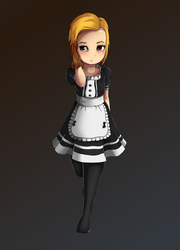 Maid by therick96