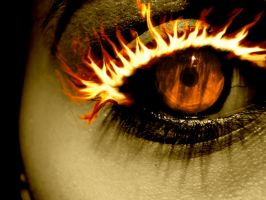 Fire Eye by JohnnyDee