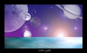 Tell me a fable by trinityrenee