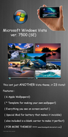 Vista Ultimate 7500 for iphone by GeekGod4