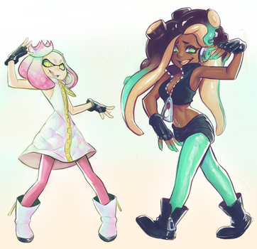 Off The Hook by EymBee