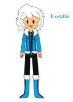 Contest Entry-Human Frosty by Ask-Dt