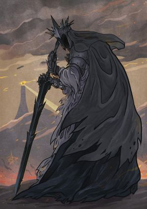 Nazgul by Cocoz42